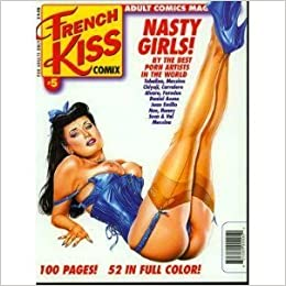 French kiss comix comic
