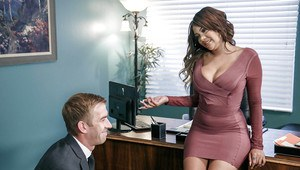 Black girl white dick porn