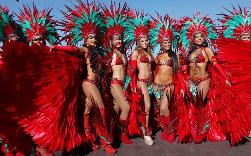 Trinidad and tobago carnival