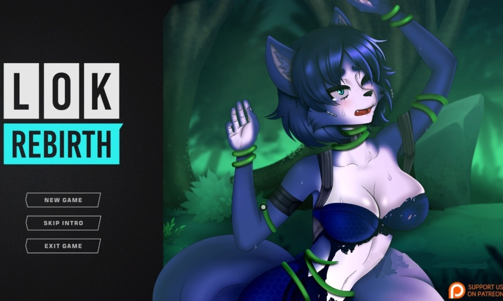 Furry hentai games krystal
