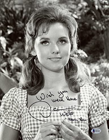 Dawn wells mary ann gilligan island