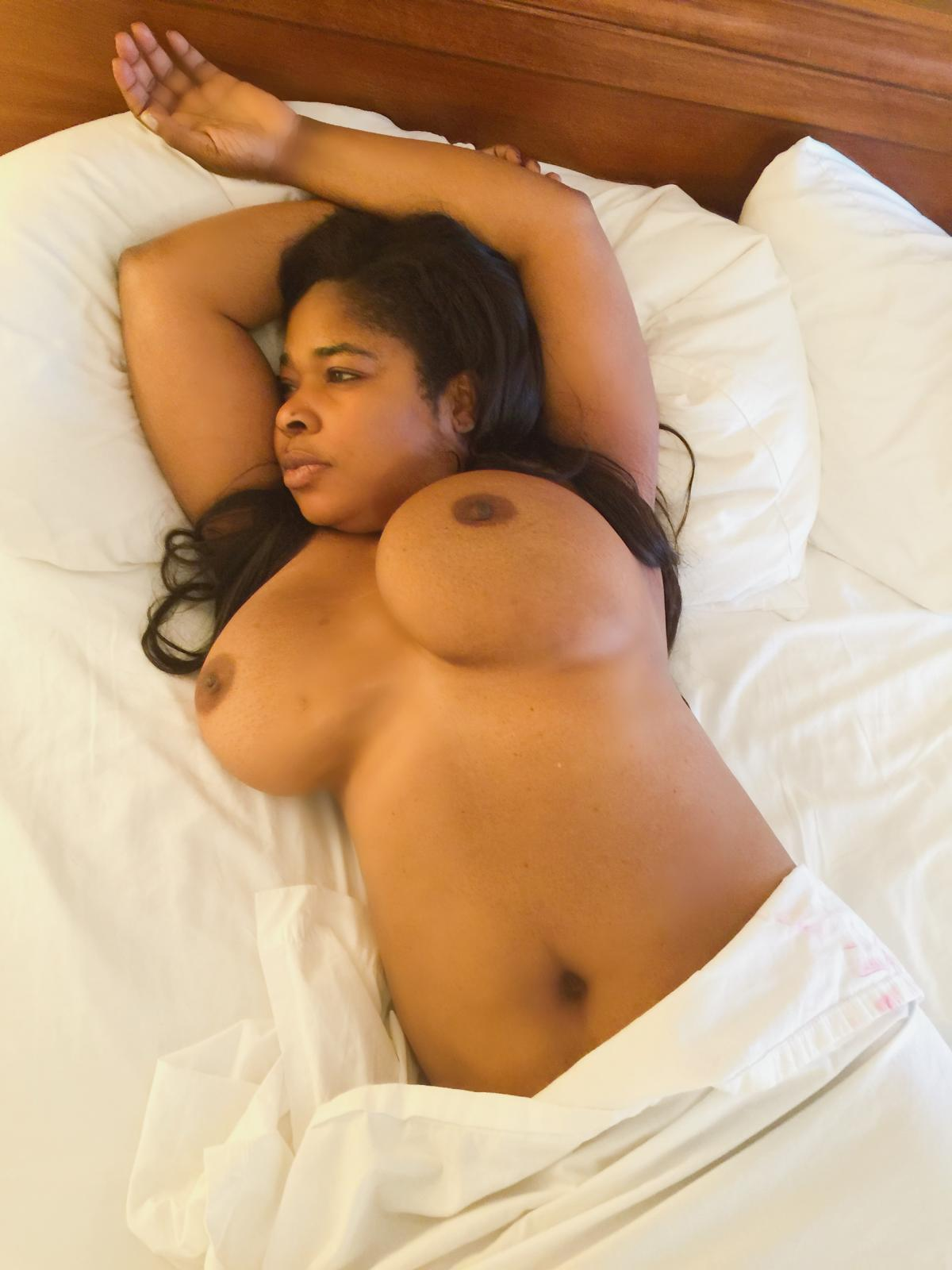 Big breast naked of home nigeria