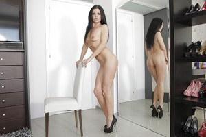 Sexy nude girls spread legs gif