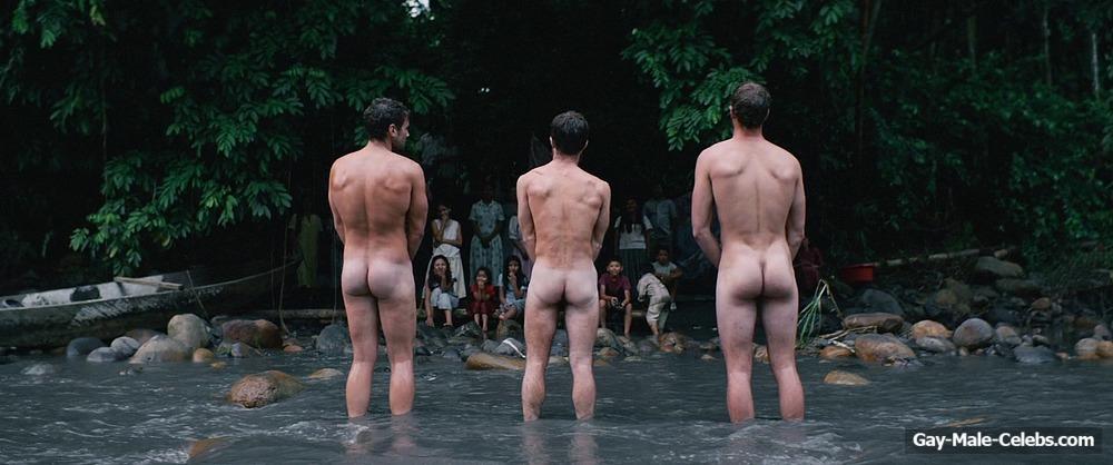 Scene naked sex daniel radcliffe