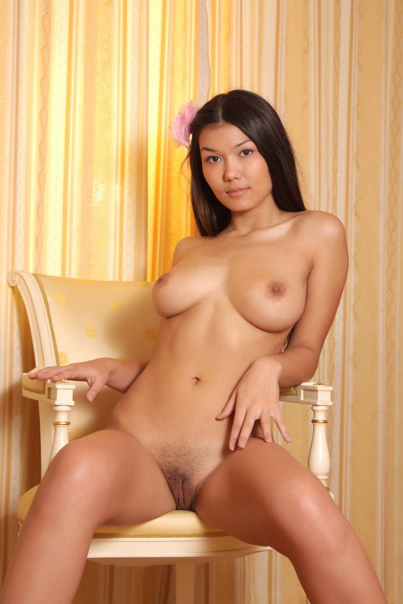 Asian big tits nice pussy