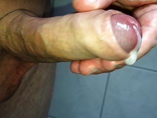 Shaved balls cock dick penis erect