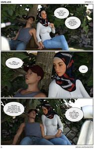 Hijab mom sex comic