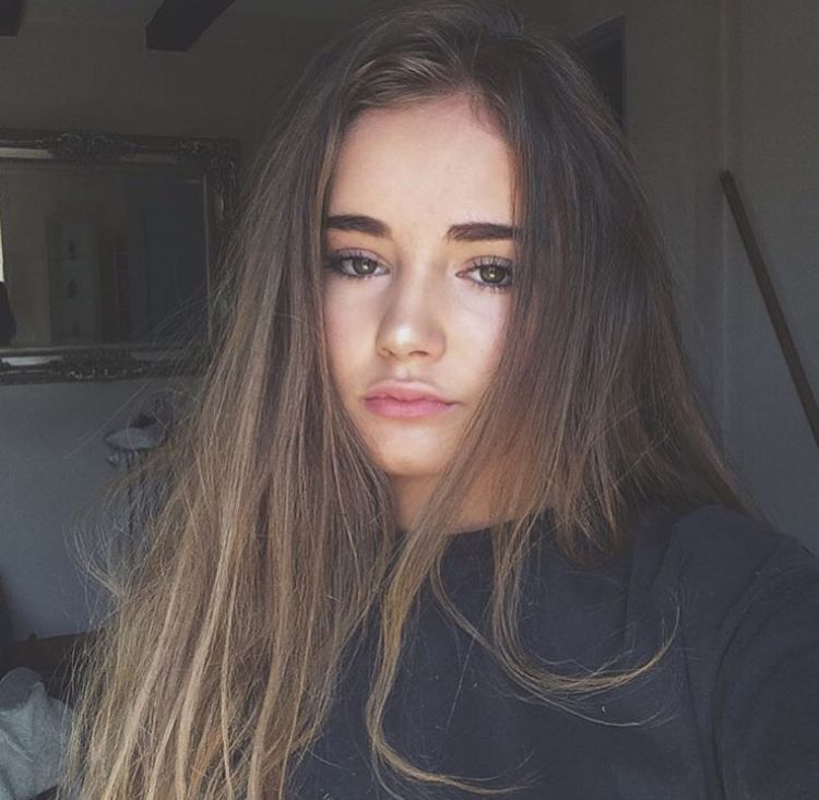 Young teen girls self pics tumblr