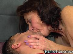 Curvy mature women cum
