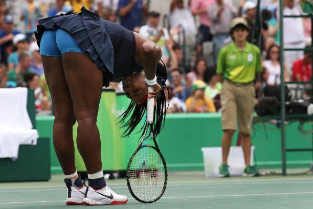 Pics ass hot tennis williams big serena