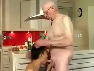 Twink fuck old man