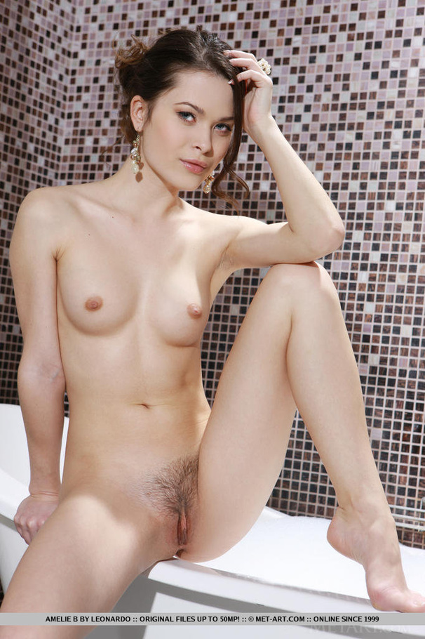 French girl hairy pussy