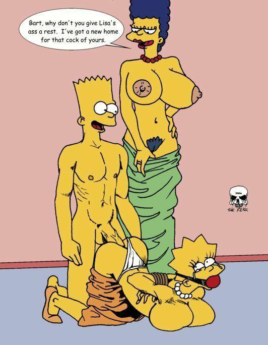 Lisa e bart porn sofcore furry
