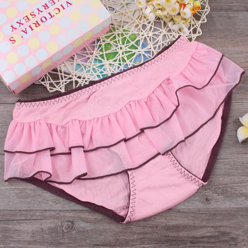 Cute girl skirt panty