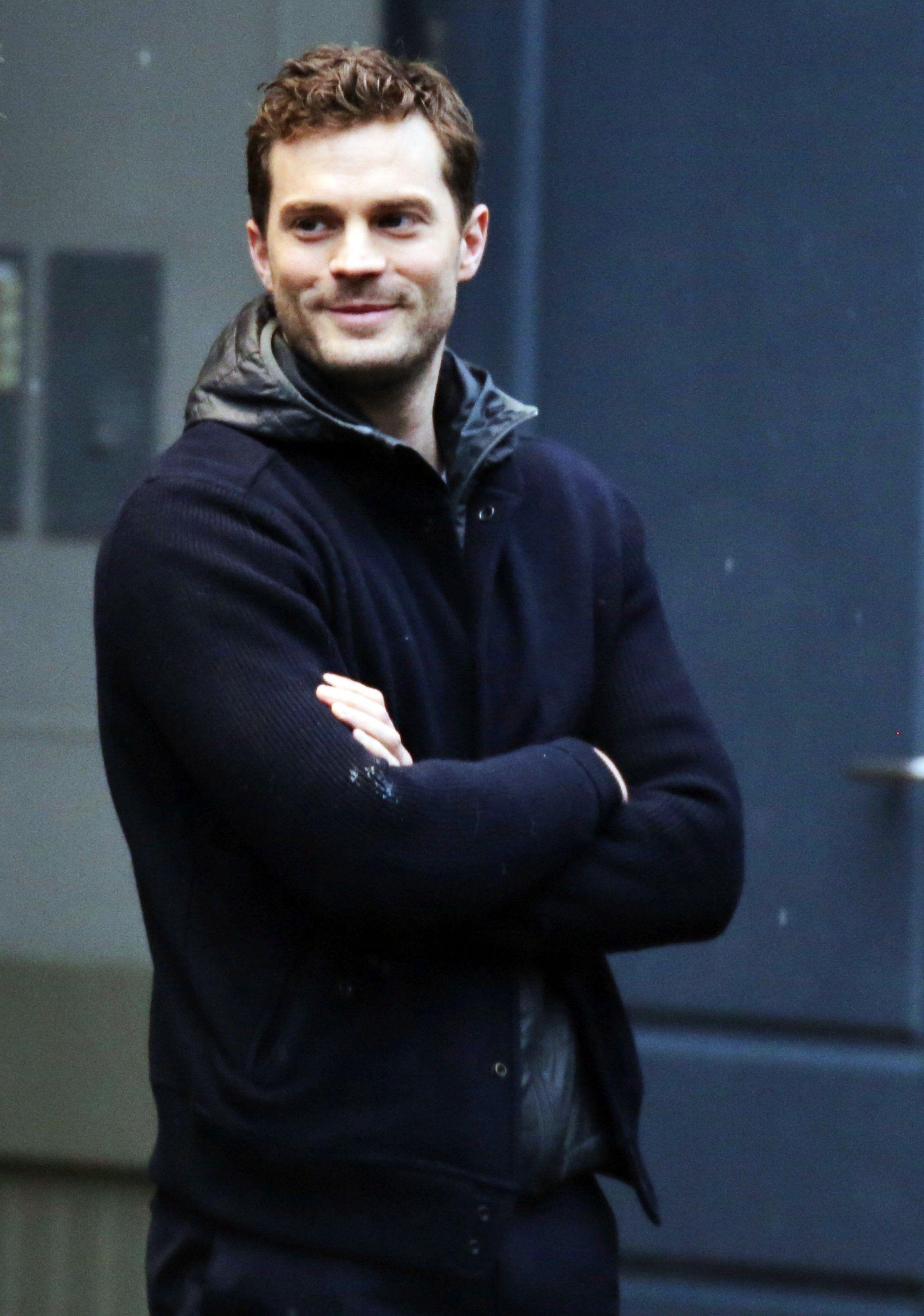 Jamie dornan fifty shades of grey