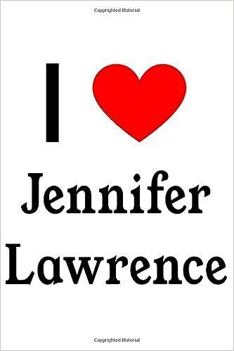 I love jennifer lawrence