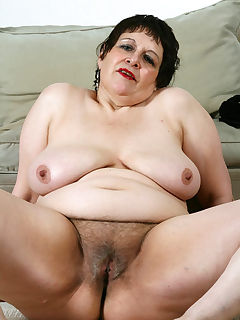 Naked nasty fat chick