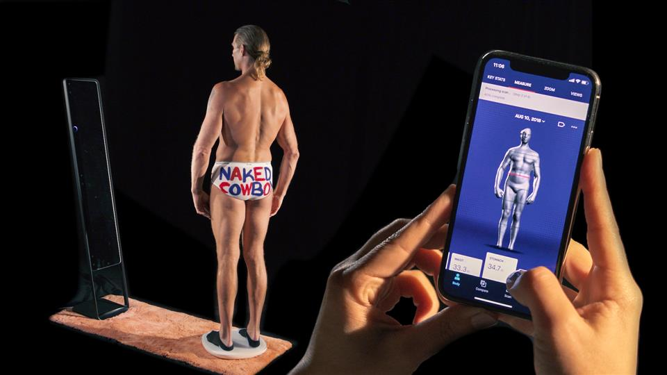 Free nude bodyscanners pics