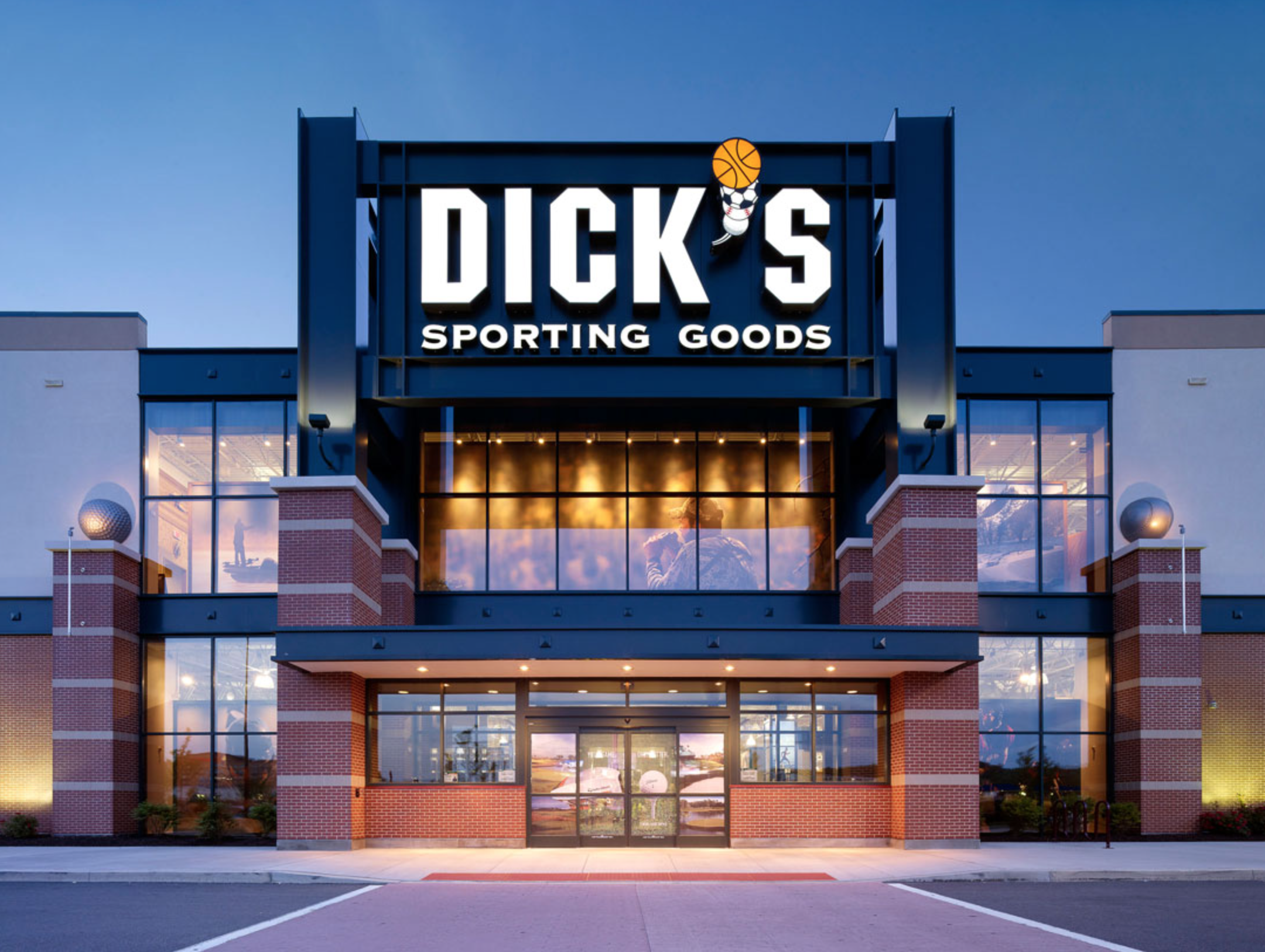 Gander mountain and dicks sporting goods