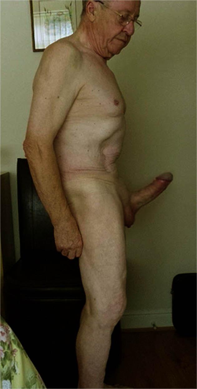 Cock mature men with big bulges
