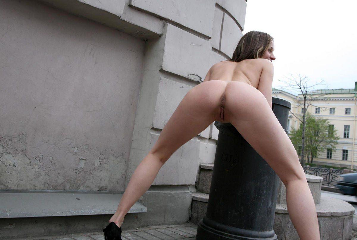 Free butt naked in the streets