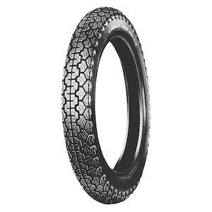 Vintage look motorcycle tires
