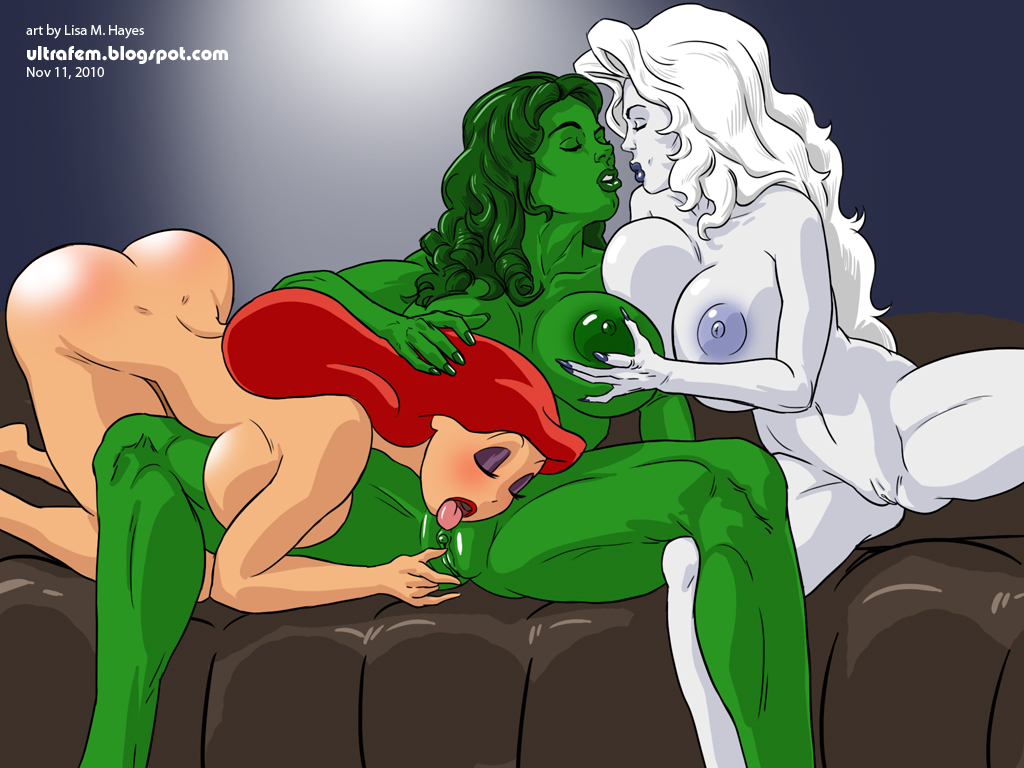 She hulk nude pussy