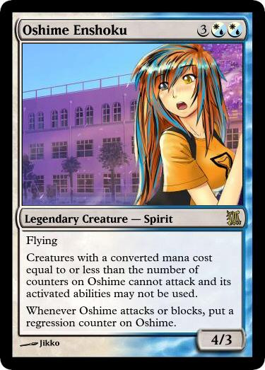 Porn gathering magic cards the