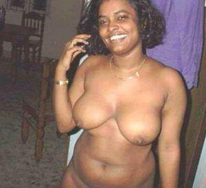 Fat black garlis xxx