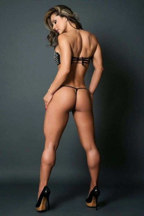 Hard girl fitness naked