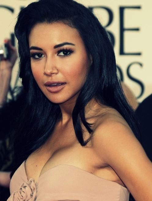 Naya rivera porn captions