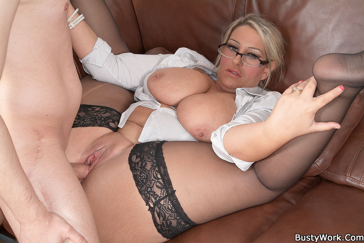 Bbw dani amour stockings