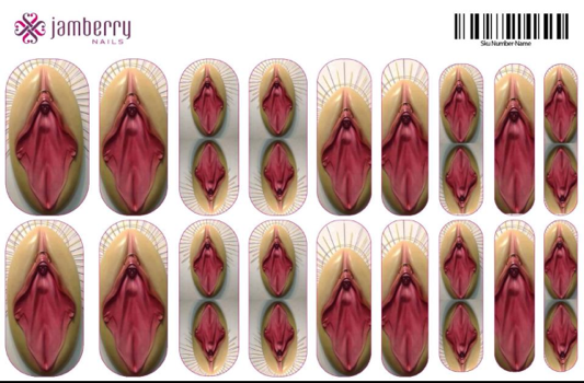 Virgin vagina look a like