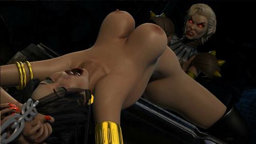 Sci fi fantasy art lesbian hentai