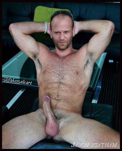 Jason statham fake nude photos