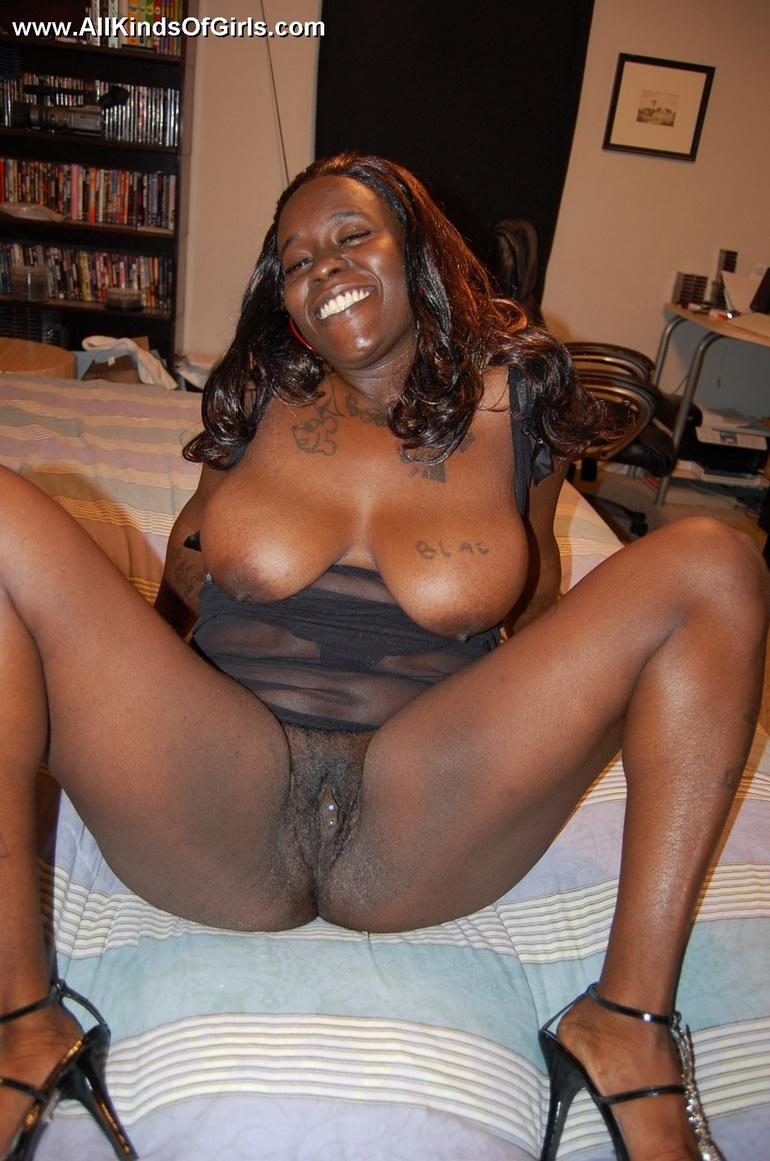 Old black granny porn