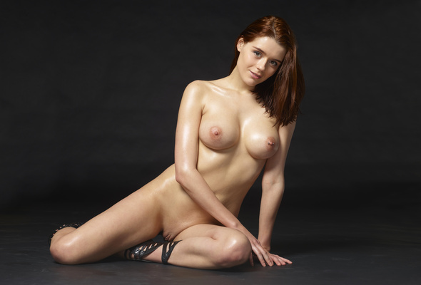 Naked tits body nude redhead perfect