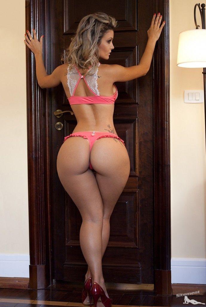 Amateur sexy big ass booty