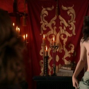 See thru monokini naked
