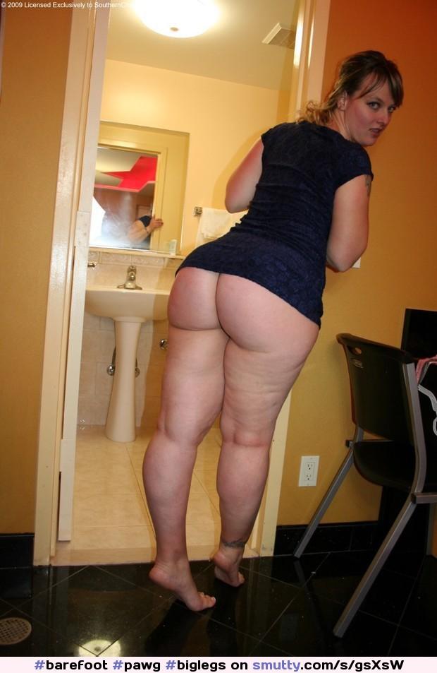 Big black hips nude pic