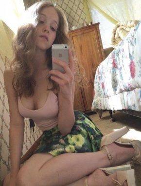 Cute non nude teen self shot