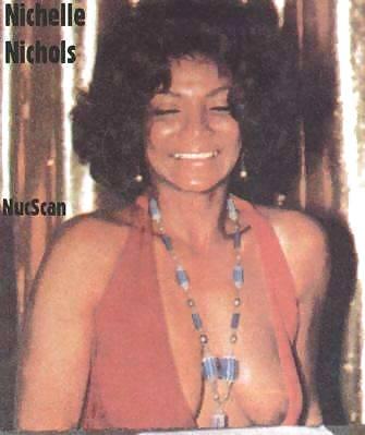 Uhura nichelle nichols nude