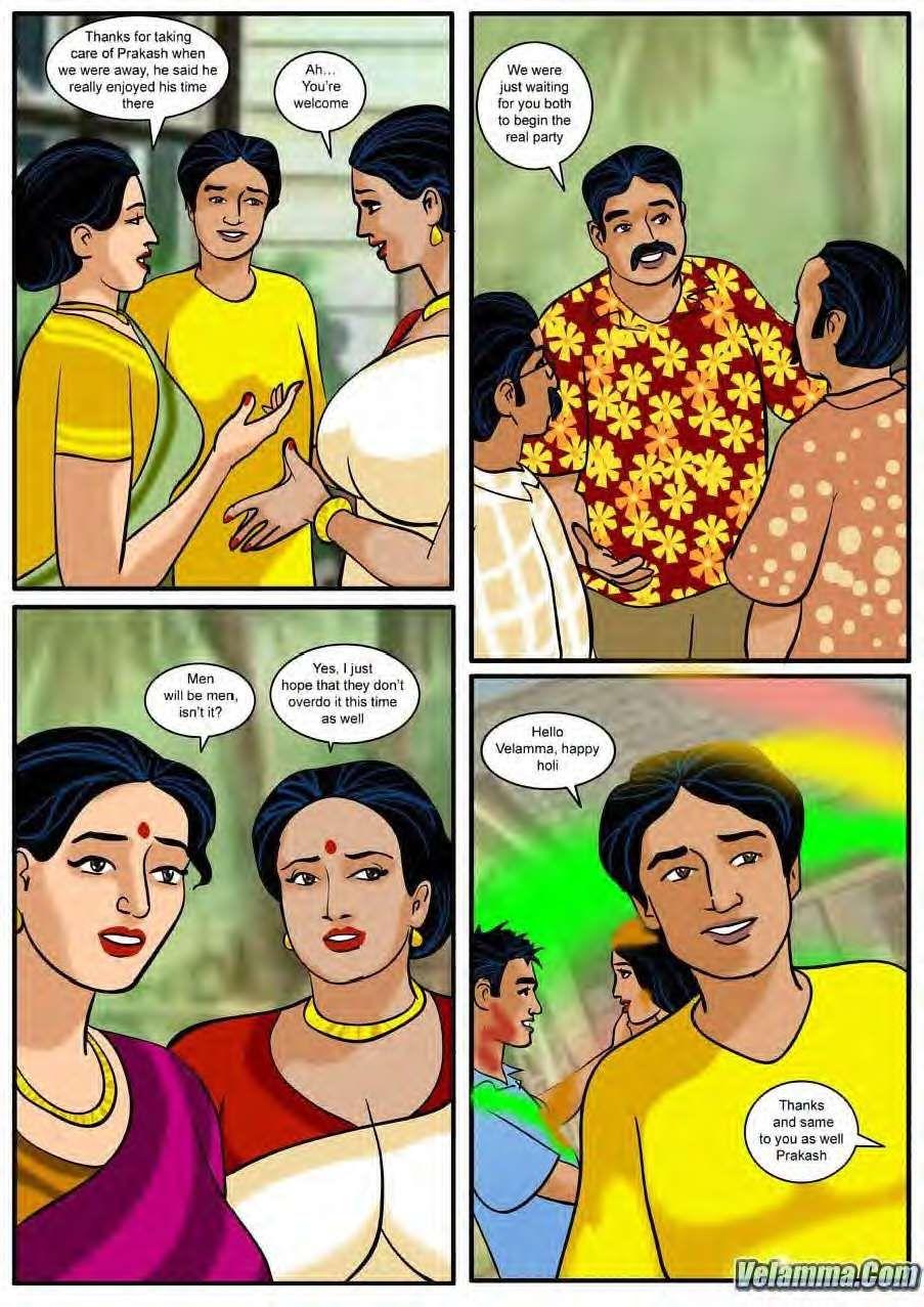 Sinhala porn cartoon comics