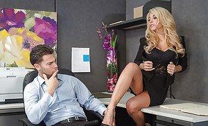Mistress femdom slave dildo