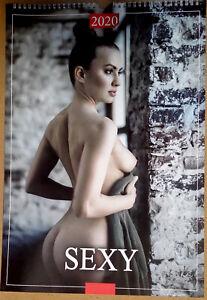 Girls nude calendar