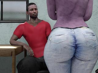 Porn african blacks big hip