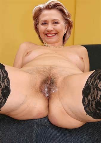 Hillary clinton nude photos