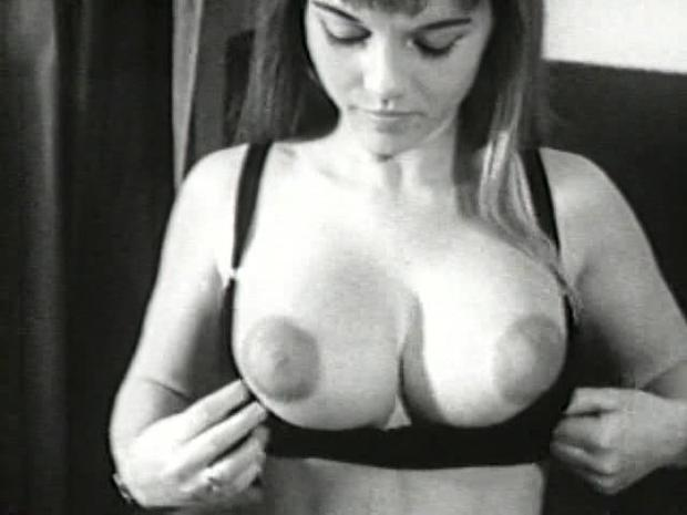 Vintage nude women natural breasts