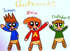Chipmunks alvin and nude the