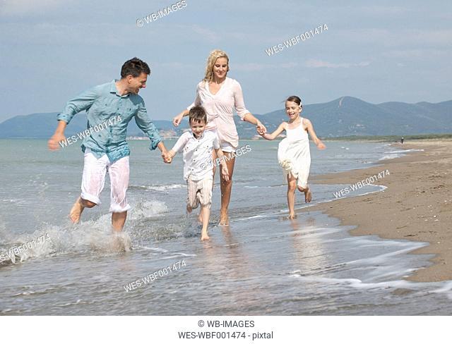 Holland nudist family beach
